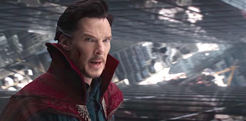 Doctor Strange podría iniciar el Multiverso de Marvel Studios