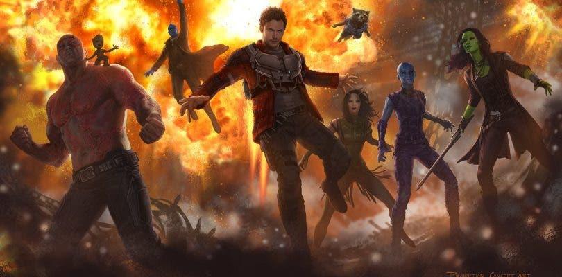 Nuevos personajes aparecerían en Guardianes de la Galaxia Vol. 2