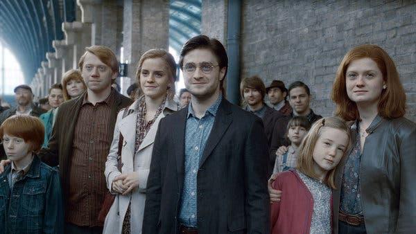 Areajugones Harry Potter Reliquias de la Muerte