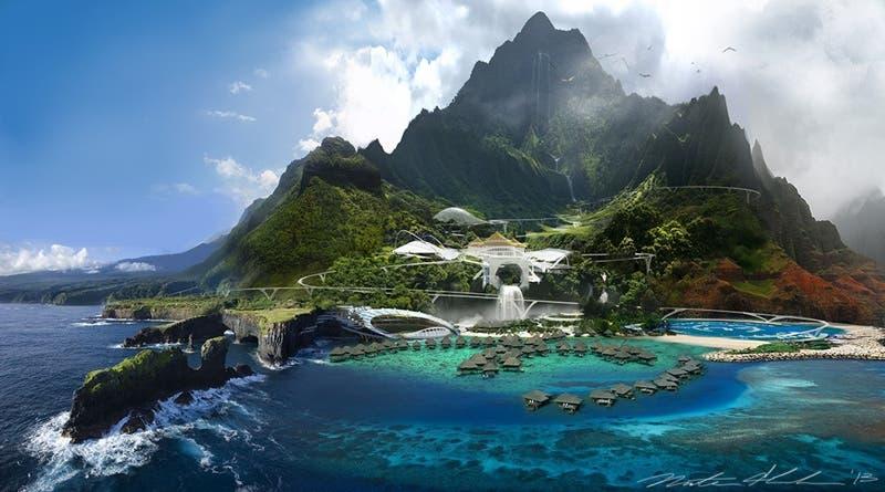 Areajugones Jurassic World Isla Nublar