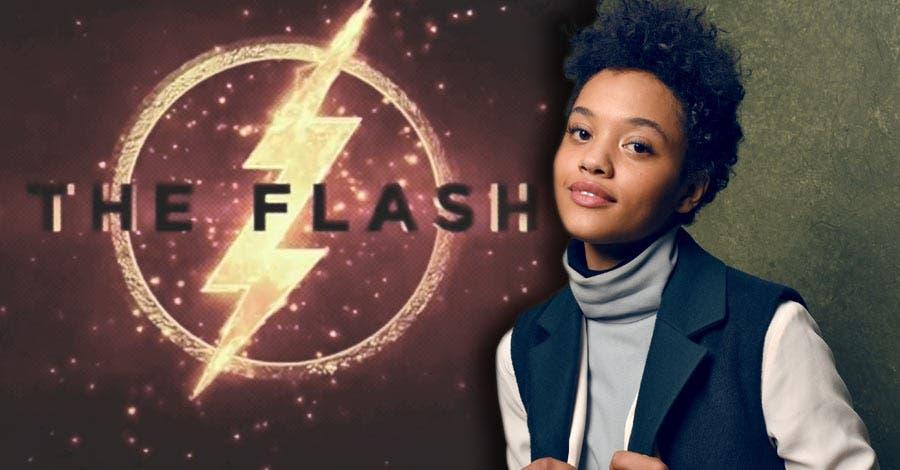 Areajugones Kiersey Clemons The Flash