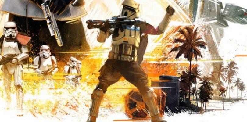 Una imagen nos muestra en detalle a los Shoretroopers de Rogue One