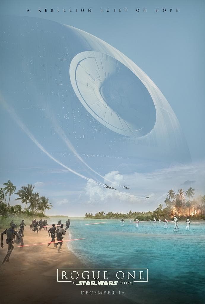 Areajugones Rogue One Una Historia de Star Wars 3
