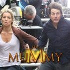 Llegan nuevas fotos del rodaje de The Mummy