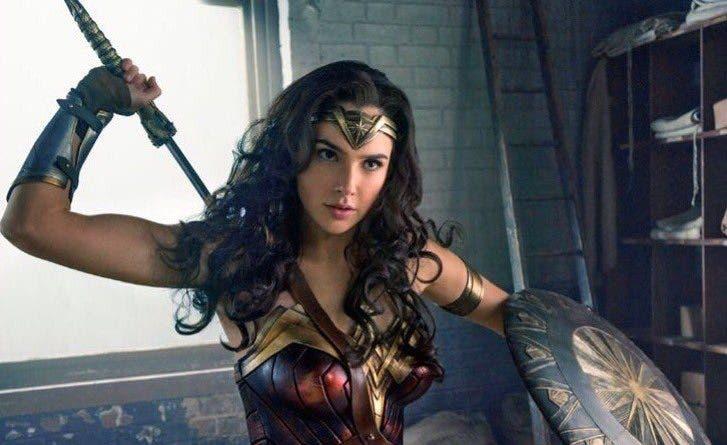 Areajugones Wonder Woman 2