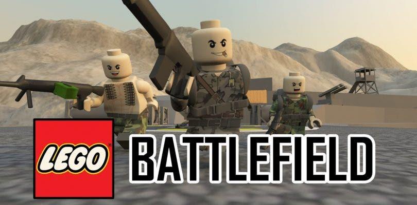 Battlefield 1 al más puro estilo LEGO