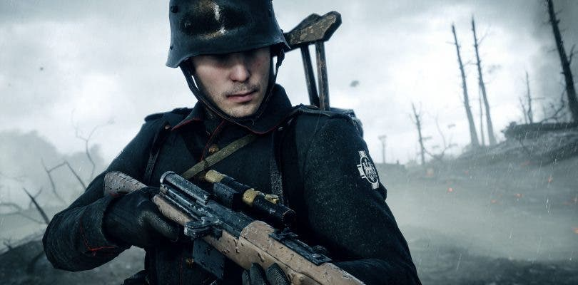 Un nuevo gameplay nos muestra las armas de Battlefield 1