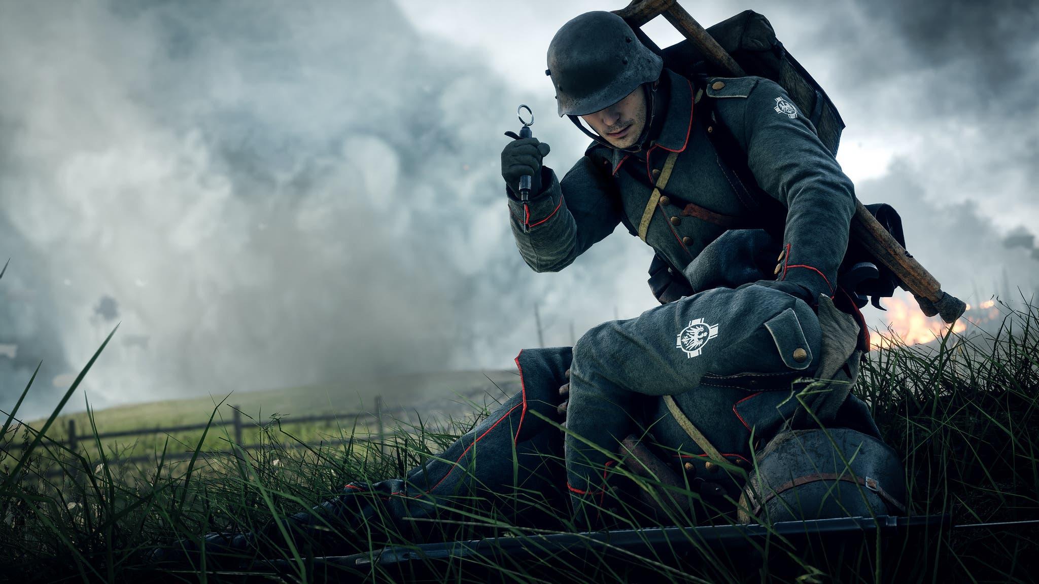 Imagen de Análisis del netcode de la alpha cerrada de Battlefield 1