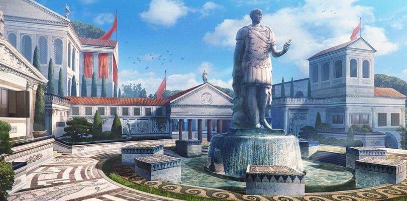 Teaser tráiler del mapa multijugador Empire de Black Ops 3