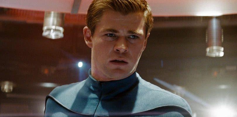 Chris Hemsworth volverá en la próxima película de Star Trek