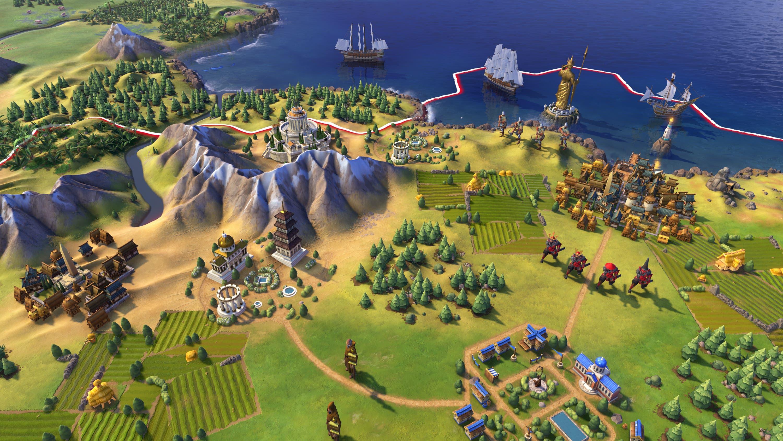Imagen de Detallada la edición 25º aniversario de Civilization VI