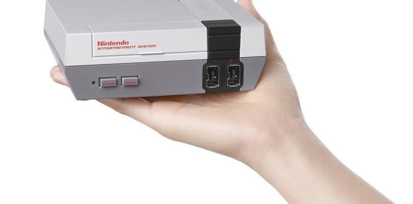 NES vuelve al mercado de la mano de Nintendo