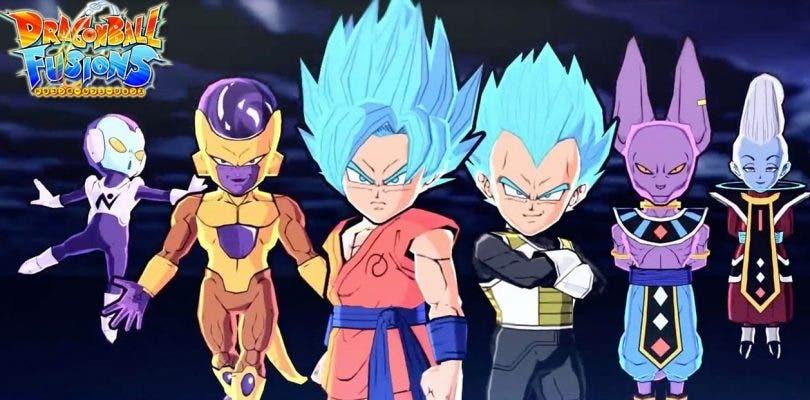 Muchas escenas gameplay en el nuevo tráiler de Dragon Ball Fusions