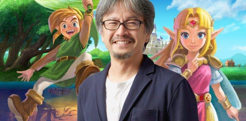 """Aonuma habla sobre """"Breath of the Wild"""" y el futuro de la saga """"Zelda"""""""