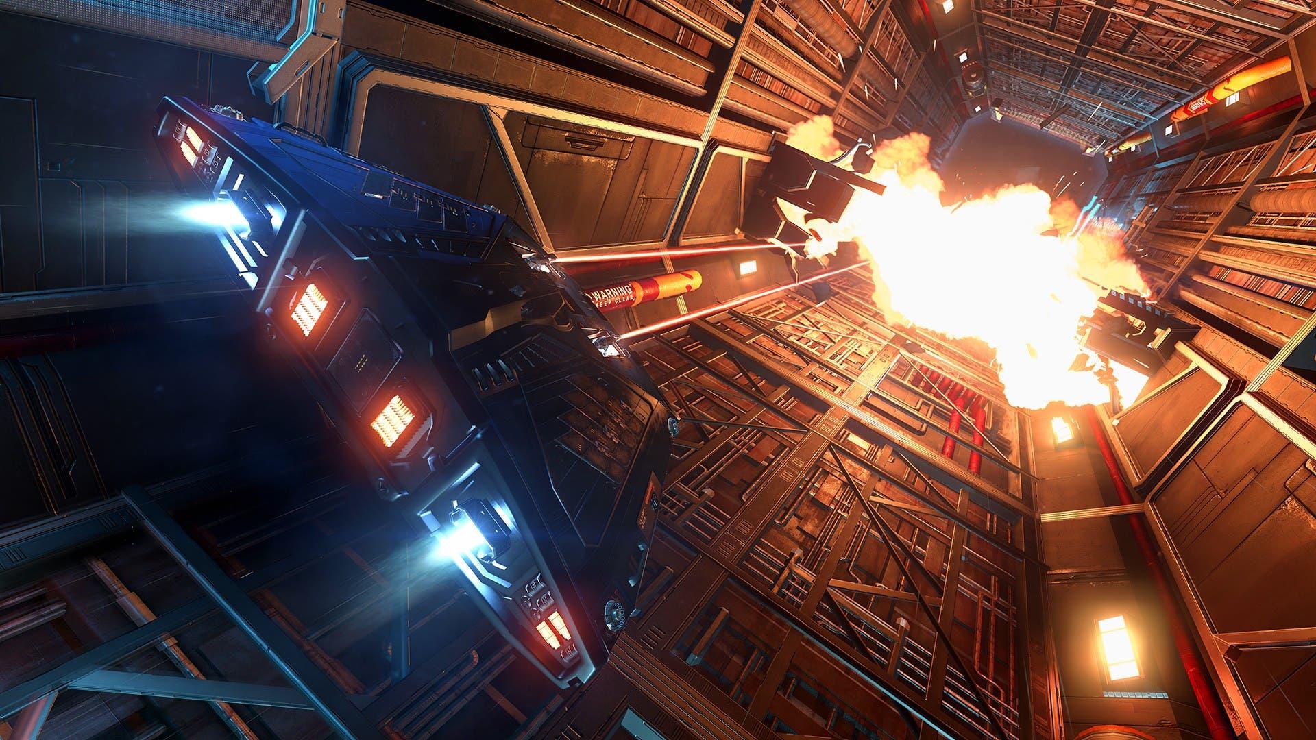 Imagen de Conocemos cuándo llegará Elite: Dangerous a PlayStation 4