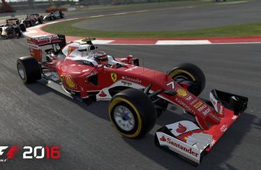 Así es el modo carrera en F1 2016
