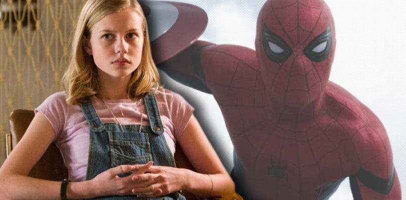 Angourie Rice se une al reparto de Spider-Man: Homecoming