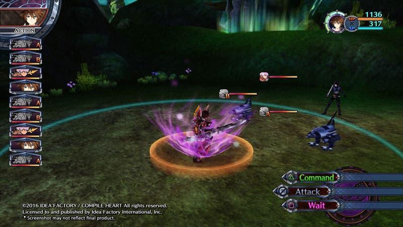 Fairy Fencer F 1