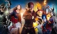 Nuevas fotos de rodaje del crossover de las series de DC en The CW