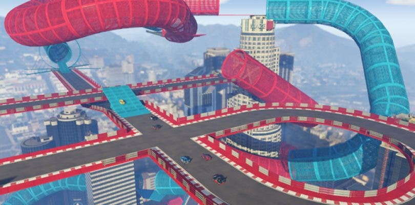 Cunning Stunts ya está disponible en GTA: Online