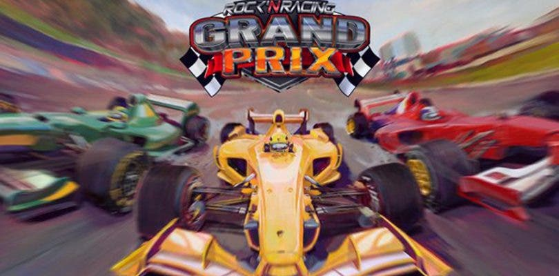Grand Prix Rock 'N Racing se confirma en Wii U