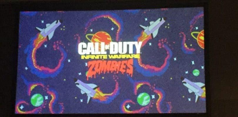 Los zombis llegarán al espacio en Call of Duty: Infinite Warfare