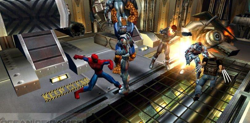 Juegos de Marvel: Ultimate Alliance llegan a la nueva generación