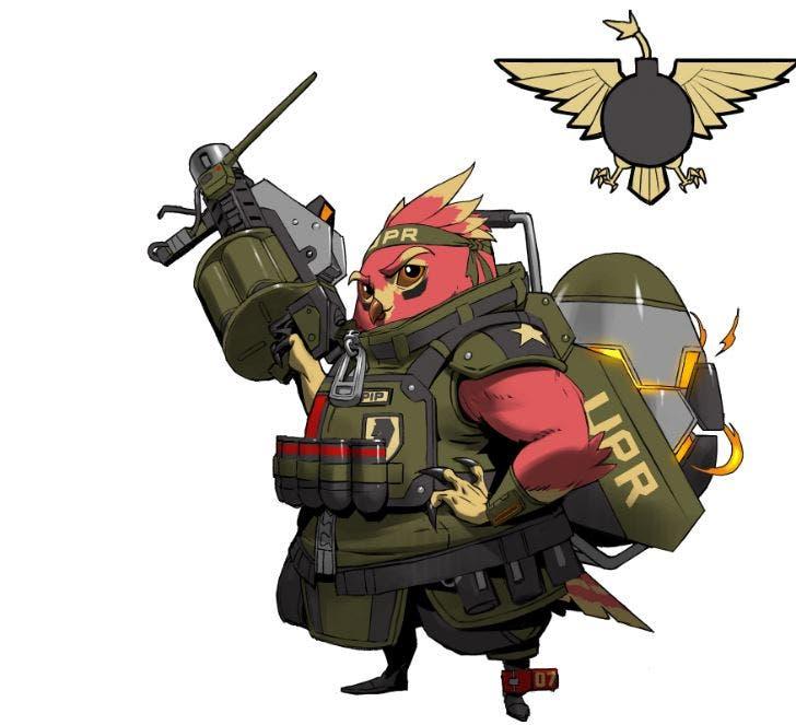 Nuevo personaje Battleborn
