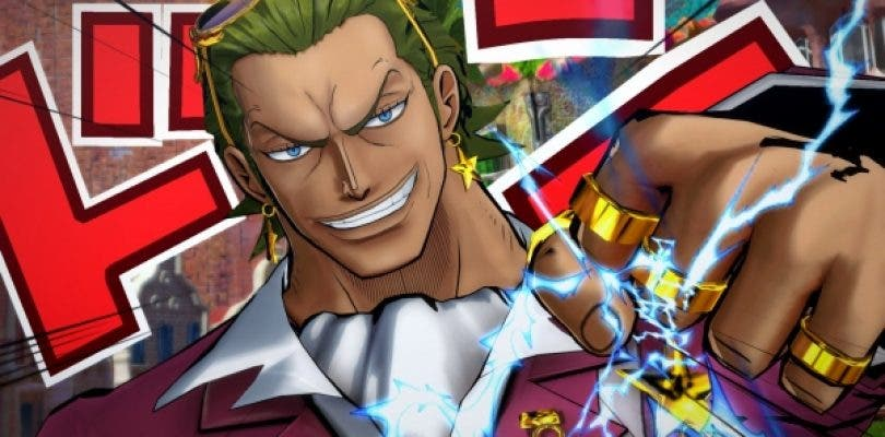 One Piece: Burning Blood recibirá personajes de One Piece Gold