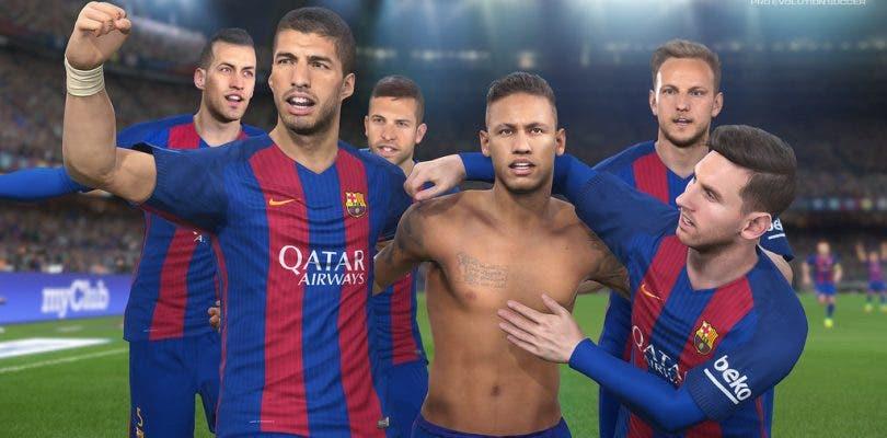 Konami confirma un nuevo Paquete de Datos para PES 2017