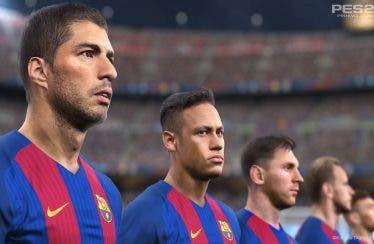 Konami y el F.C. Barcelona se alían por PES 2017