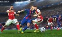 Konami ficha a Andrés Iniesta como embajador de PES 2017