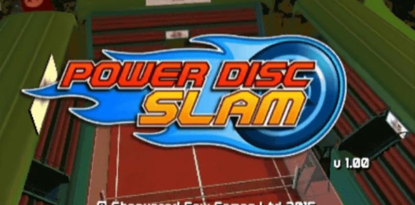 Power Disc Slam se luce en un nuevo tráiler