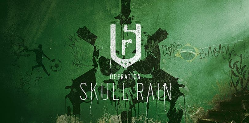 Operation Skull Rain es la próxima expansión de Rainbow Six Siege