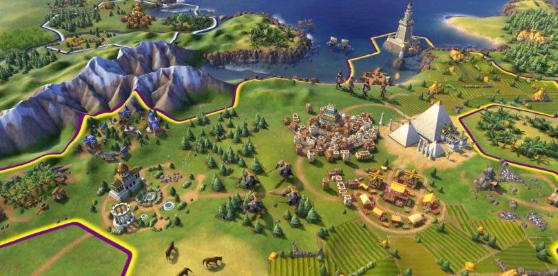 Se muestra la civilización francesa de Sid Meier's Civilization VI