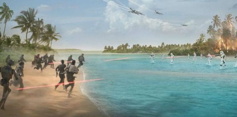 Importantes detalles del planeta Jedah de Rogue One