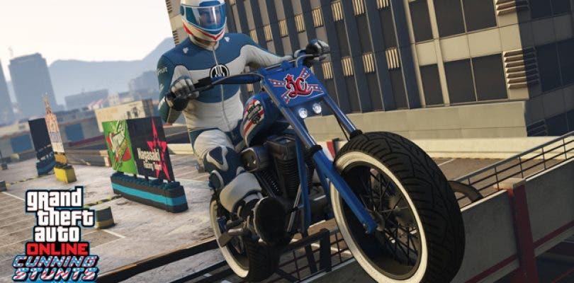 Rockstar anuncia recompensas para los moteros de GTA Online esta semana