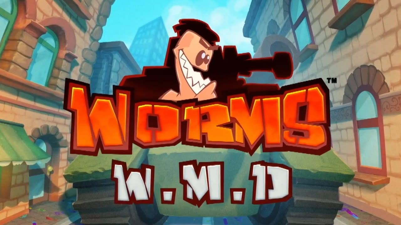 Worms W.M.D Areajugones