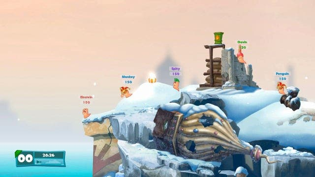 Worms WMD Areajugones analisis review 2