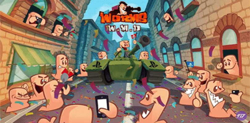 Worms W.M.D llegará a la eShop la semana que viene