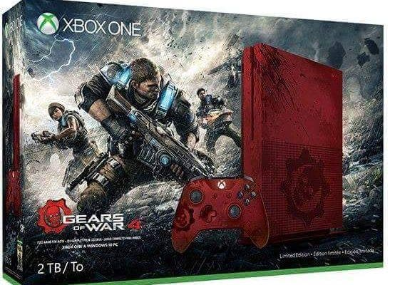 XBOX ONE S GEARS