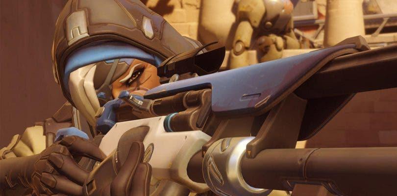 Ana Amari es la protagonista del nuevo parche de Overwatch