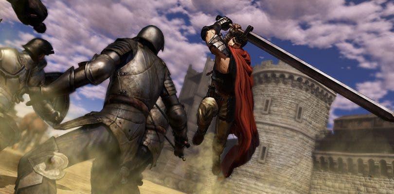 Berserk muestra su gran violencia en nuevas imágenes