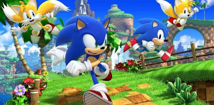 SEGA engalana los trenes japoneses para el aniversario de Sonic