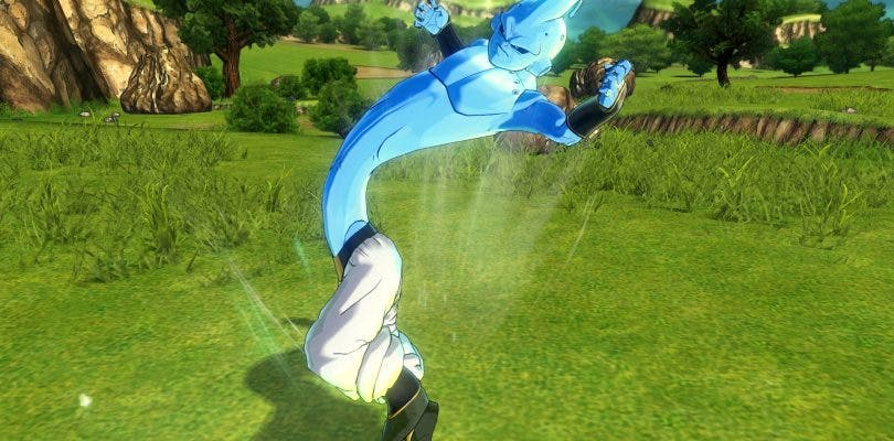 Dragon Ball Xenoverse 2 se luce en nuevas capturas