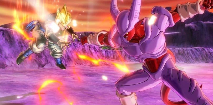 Nuevas transformaciones en Dragon Ball Xenoverse 2