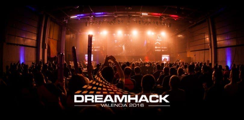 Areajugones estuvo presente en la DreamHack 2016