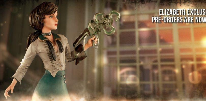 Descubre esta increíble figura de Elizabeth de BioShock: Infinite