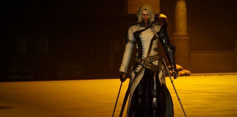 Final Fantasy XV luce sus diferentes tipos de armas