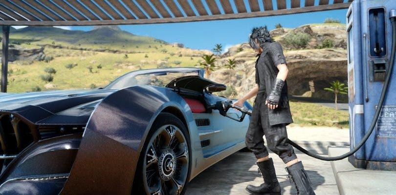 Final Fantasy XV publica nuevas y espectaculares imágenes